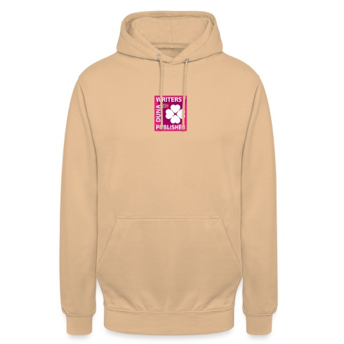 Duna Writers Publisher Pink - Unisex-hettegenser