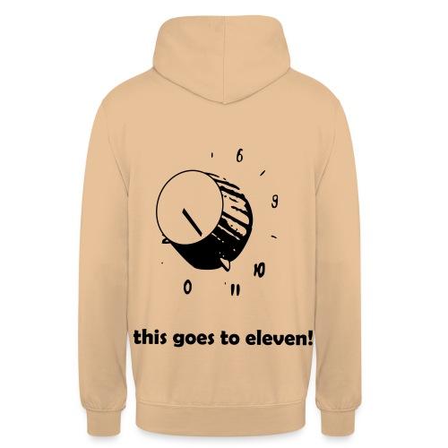 eleven - Unisex Hoodie