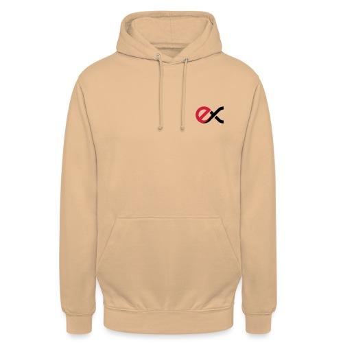 Logo Exod - Sweat-shirt à capuche unisexe