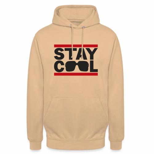 Stay Cool ver01 - Hættetrøje unisex