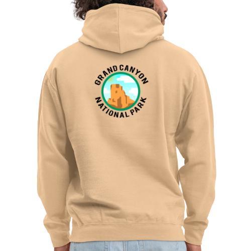 GRAND CANYON - Sweat-shirt à capuche unisexe