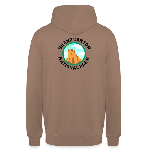GRAND CANYON - Sweat-shirt à capuche unisexe