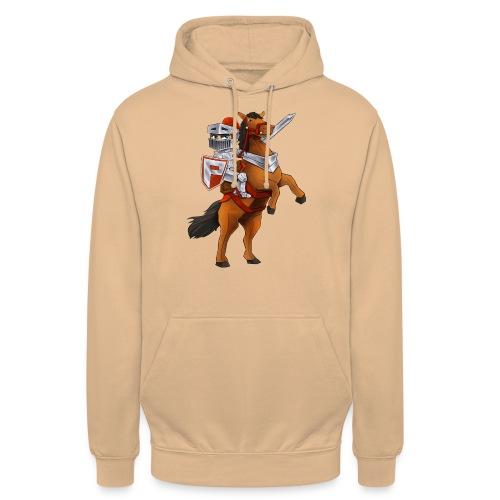 PlayMinity Horse&Man - Unisex Hoodie