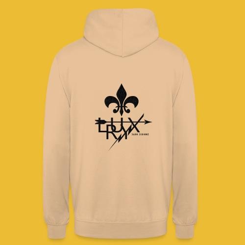 Luxry (Black) - Unisex Hoodie