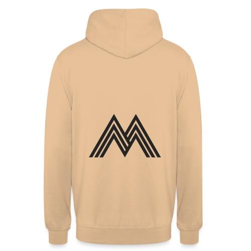 Merchandise With Deejay Michiel logo - Hoodie unisex