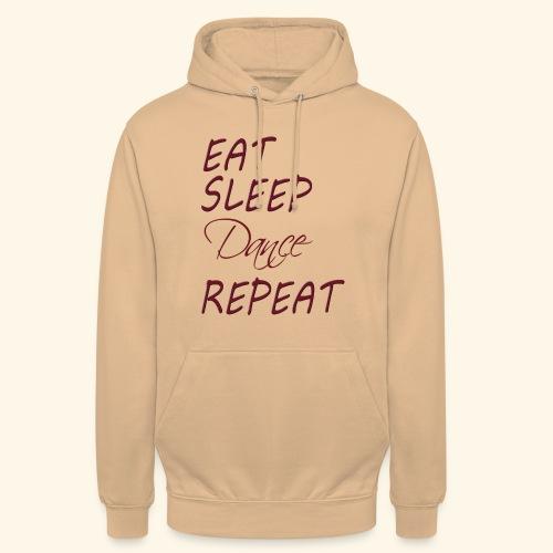 EatSleepDanceRepeat - Hoodie unisex