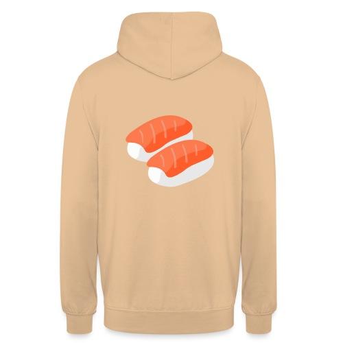 sushi - Luvtröja unisex