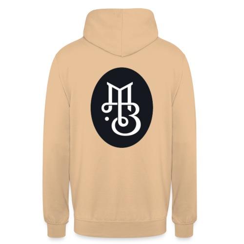 Collection MB - Sweat-shirt à capuche unisexe