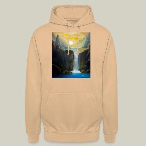 Waterfall - Unisex Hoodie