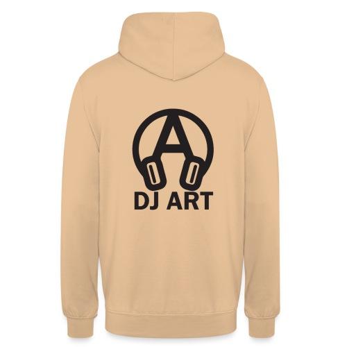DJ Art (lichte pull-kleuren) - Hoodie unisex