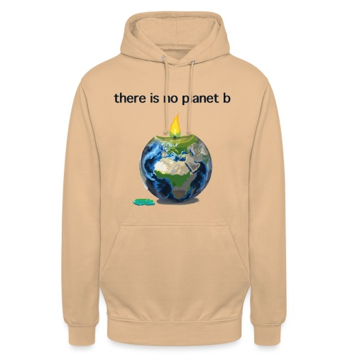 There Is No Planet B - Unisex Hoodie