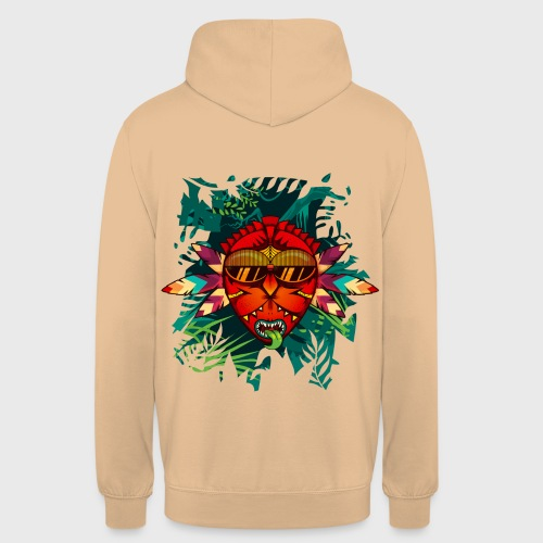 Back to the Roots - Sweat-shirt à capuche unisexe