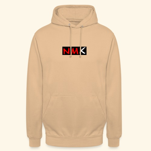 nmk 2 - Felpa con cappuccio unisex