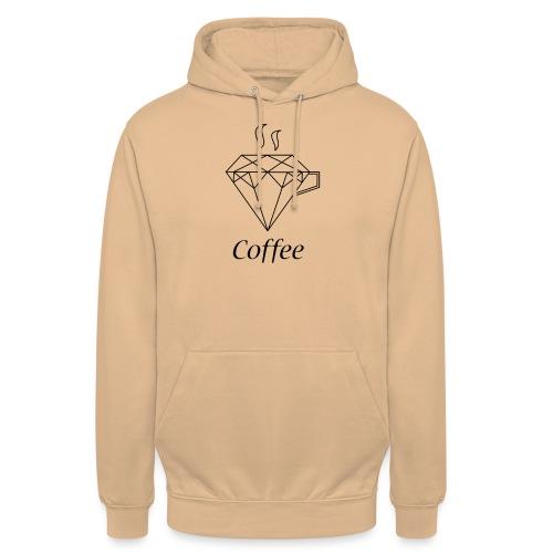 Coffee Diamant - Unisex Hoodie