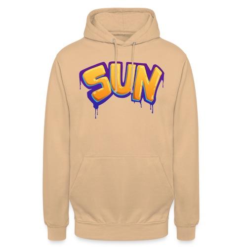 Tag Sun - Sweat-shirt à capuche unisexe