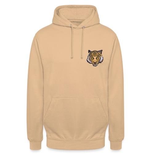 tiger - Sudadera con capucha unisex