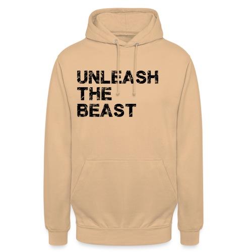 UnleashTheBeast - Sweat-shirt à capuche unisexe