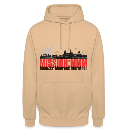 Mission:MMM - Unisex Hoodie