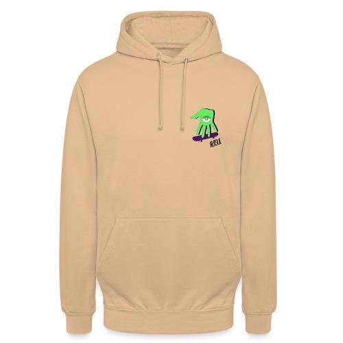 Zombie Skate Hutsul - Sweat-shirt à capuche unisexe