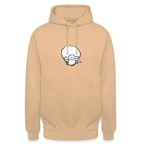 Moutons - Sweat-shirt à capuche unisexe