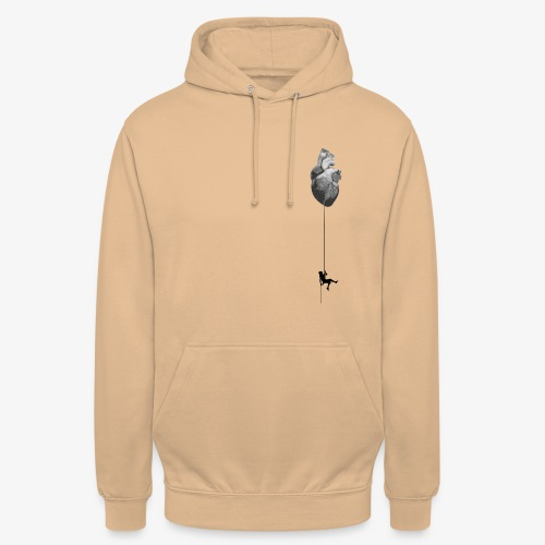 From the heart - From the heart - Unisex Hoodie