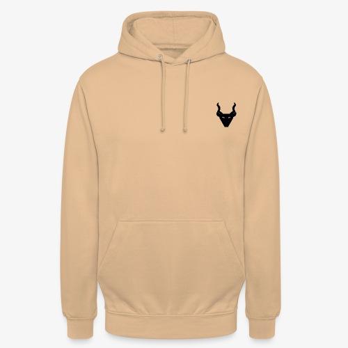 koudou - Sweat-shirt à capuche unisexe
