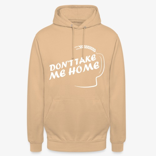 dont_take_me_home - Hoodie unisex