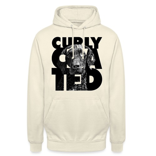 "Curly Coated II - Huppari ""unisex"""