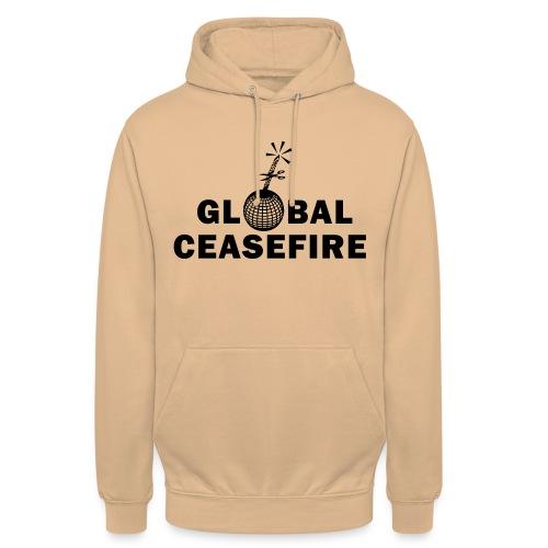 global ceasefire - Unisex Hoodie