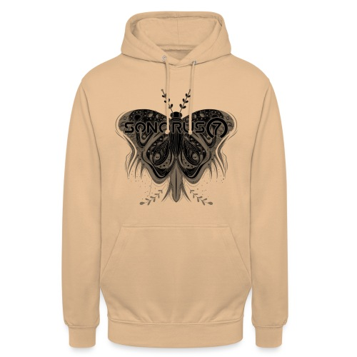 Sonorus7 Butterfly - Unisex Hoodie