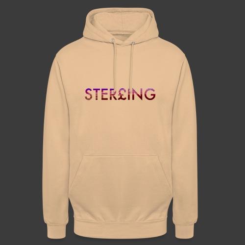 STER£ING STREAKS - Unisex Hoodie
