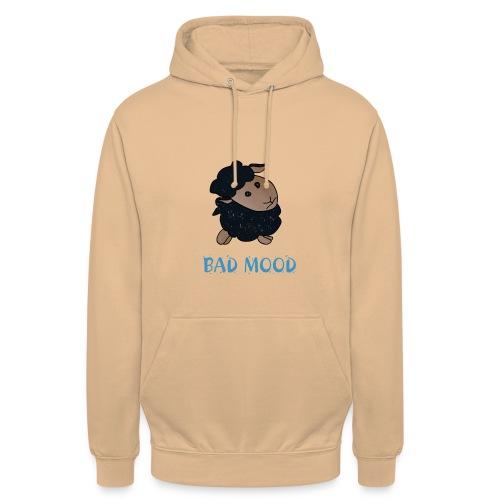 Badmood - Gaspard le petit mouton noir - Sweat-shirt à capuche unisexe