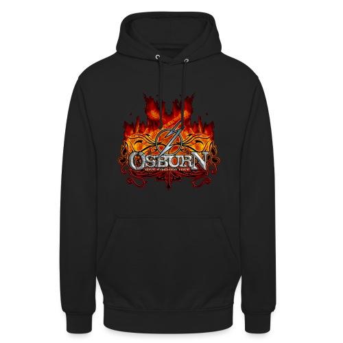 logo bearbeitet png - Unisex Hoodie