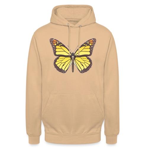 190520 monarch butterfly lajarindream - Sudadera con capucha unisex