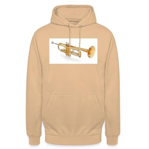 the trumpet - Unisex Hoodie
