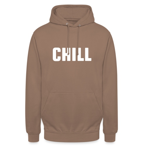 chill, tulfo and chill, netflix and chill,chilling - Unisex Hoodie