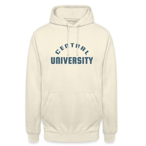 central university, state university, life, school - Unisex Hoodie
