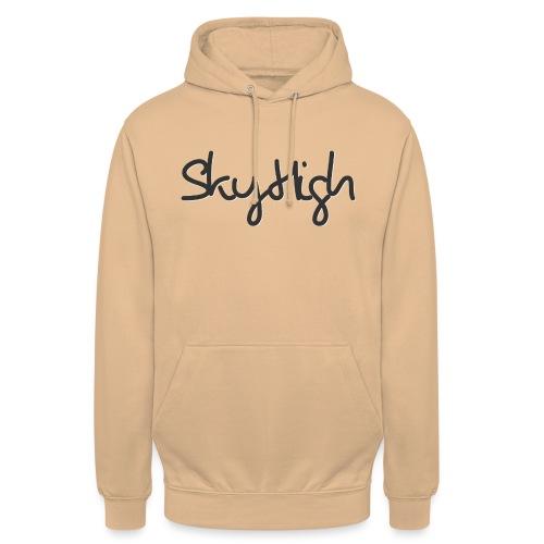 SkyHigh - Women's Premium T-Shirt - Black Lettering - Unisex Hoodie