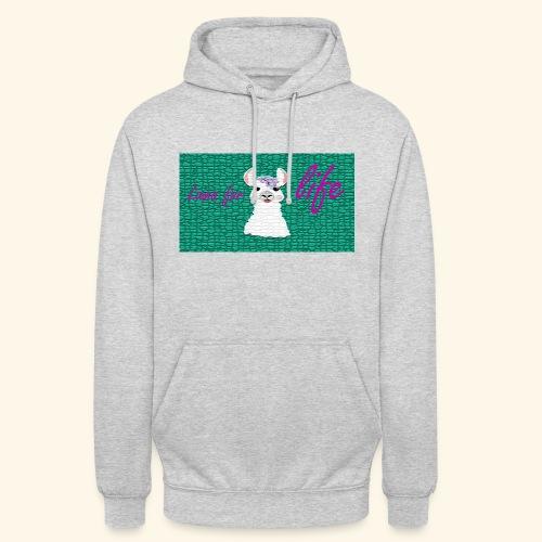 lama / alpaca - Unisex Hoodie