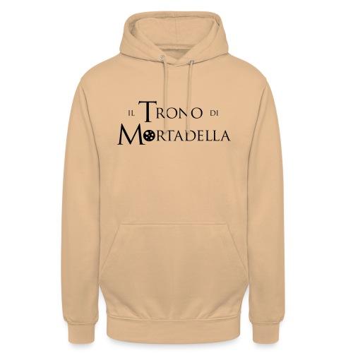 T-shirt donna Il Trono di Mortadella - Felpa con cappuccio unisex