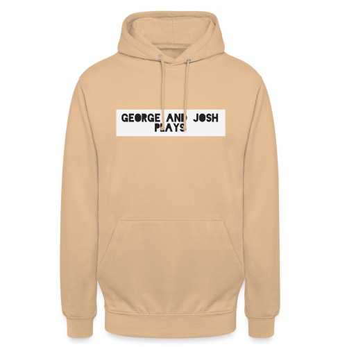 George-and-Josh-Plays-Merch - Unisex Hoodie