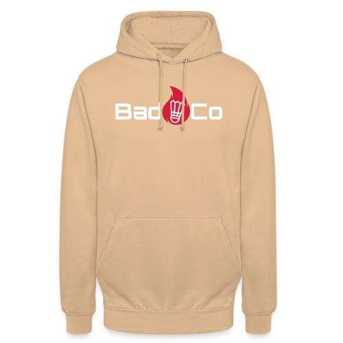 BadCoLogo 3colors - Luvtröja unisex