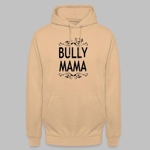 Stolze Bully Mama - Motiv mit Schmetterling - Unisex Hoodie