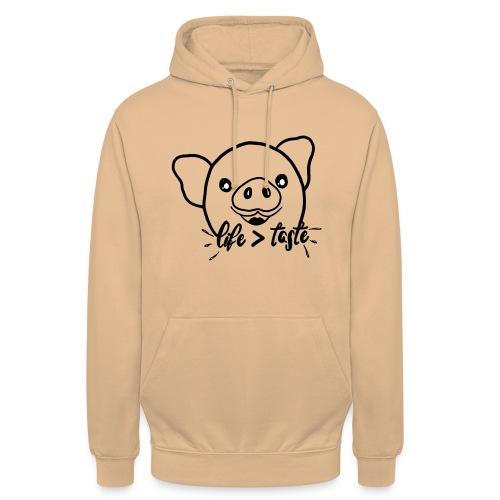 Cute Pig - Unisex Hoodie