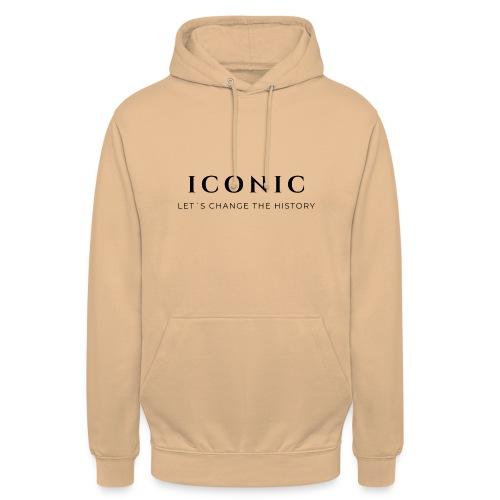 ICONIC - Sudadera con capucha unisex