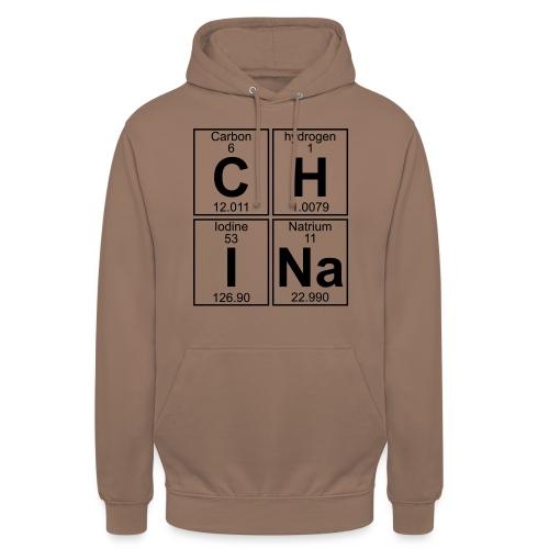 C-H-I-Na (china) - Full - Unisex Hoodie
