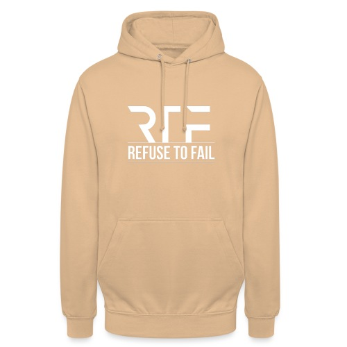 Refuse To Fail - Unisex Hoodie