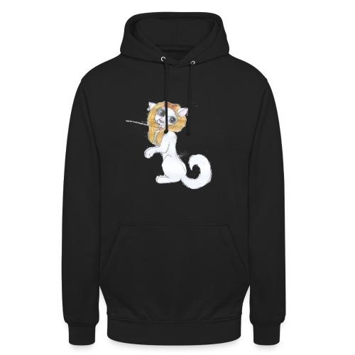 Comic Katze - Unisex Hoodie