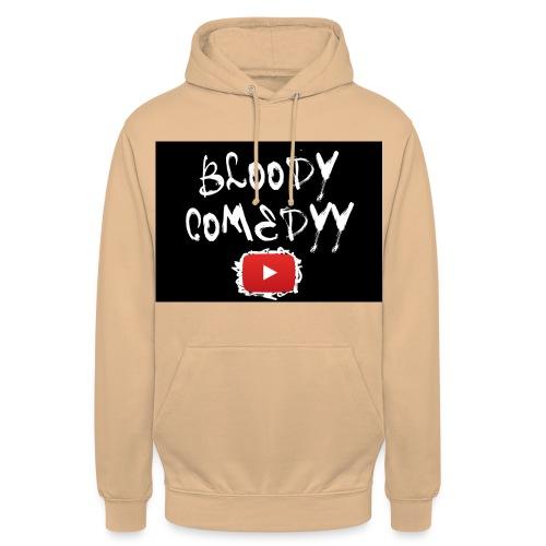 BloodyComedyy YT - Unisex Hoodie