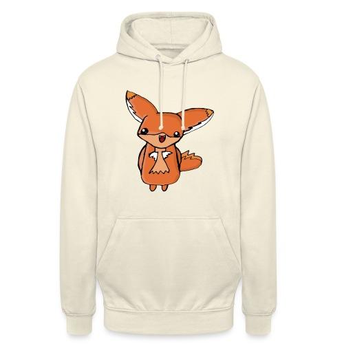Ximo la bête - Sweat-shirt à capuche unisexe